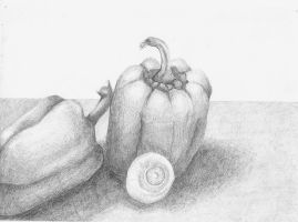Fruit Still Life by Dewheart85