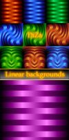 Linear backgrounds by DiZa-74