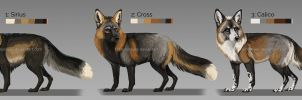 Foxes adopt auction CLOSED by KFCemployee