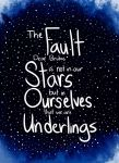 The Fault is Not in Our Stars by MegCurtis