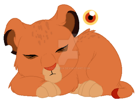 Simba X Vitani daughter - CLOSED - by Soufroma