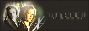 Requests- Gillian Anderson - 3 by LeeGraphiques