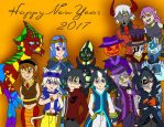 Happy new year 2017 by jerrydestrtoyer