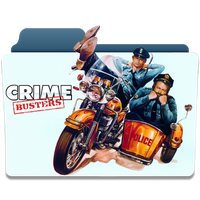Crime Busters (1977) folder icon by Zsotti60