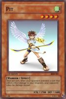 Pit Yugioh Card by cardgames33