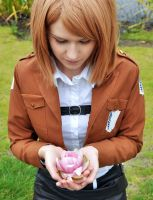 Cosplay: Petra Ral III by Ginger-I