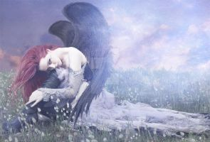 Be my Fallen Angel by MADmoiselleMeli