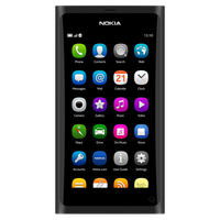 Nokia N9 Black (High Res. preview) by bharathp666
