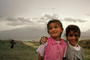 girls of Ararat by oscarsnapshotter