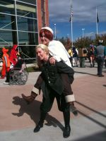 Anime Banzai 2012 Italy and Germany by Fainting-Ostrich