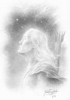 Legolas by TurnerMohan