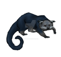 Binturong Design FOR SALE/ADOPTION by BillieJean485