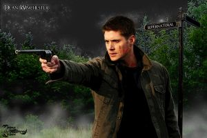 Dean Winchester by ReAligned