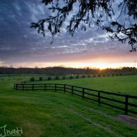 Pawling Sunset by jnati