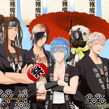Jap Fes. DMMd by chienu