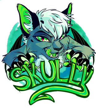Skully by meow286