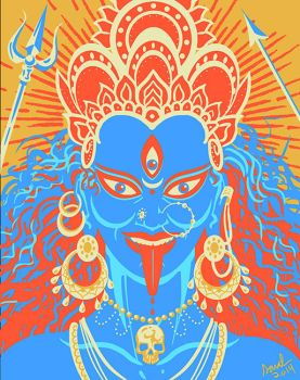 Kali in palette 90 by pangaeastarseed