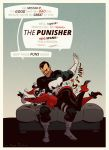 Harley Quinn and The Punisher - The Spankisher by HugoTendaz