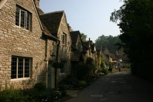 Cotswolds Cottages 3 by FoxStox
