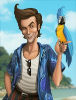 Ace Ventura by TovMauzer