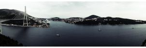 Dubrovnik panorama by demidz92