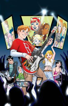 Archie: Battle of the Bands Cover by RenaeDeLiz
