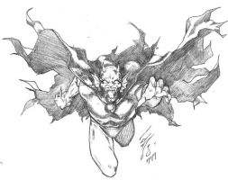 etrigan by g0b1in