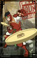ProBending Posters - Bolin by Gagoism