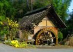 Soba Mill 002 Tilt Shifted by grimmond