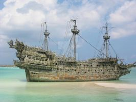 The Flying Dutchman by SugareeSweets