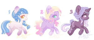 (Closed) Auction Adopts: Celtic mares #1 by Hoshi-HanaAdopts