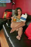 Poetry, Beer and Sheer Energy by PantyhoseClass