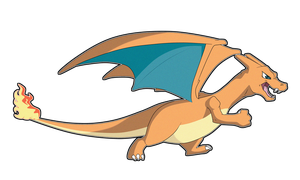 Charizard by nirac