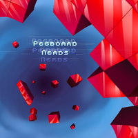 CD cover Pegboard Nerds [InSchProject] by ForthSanity