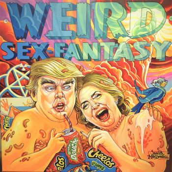 Weird Sex Fantasy by davidmacdowell