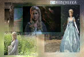 Cinderella and Ashley wallpaper by callyrose