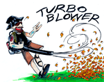 Turbo blower by the-ChooK