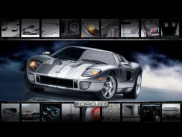 Ford GT Press Wallpaper 3 by FordGT