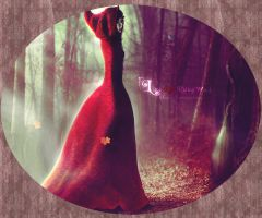 Red Riding Witch by LaVampyress