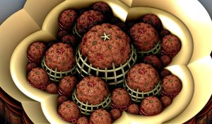 delicious grid balls by Andrea1981G