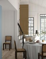 Country Dining Room by zodevdesign