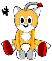 Tails Doll by LillithMalice