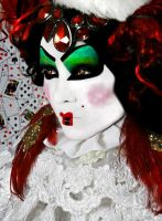 The Queen of Hearts - preview by PorcelainPoet
