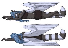 Icesis Character Lay by Kata