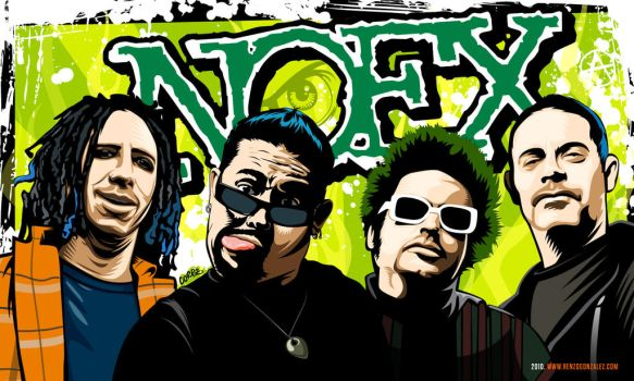 NOFX by dacorpz