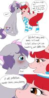 Wendy vs Digibrony by SugaryViolet