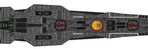 Heracles class Battlecruiser by Barricade