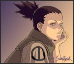 Shikamaru by Sandfreak