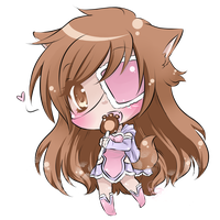 :Gift: Chibi Kushii by Desiree-U