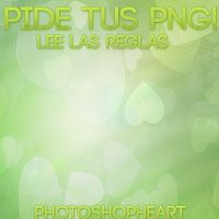 Pide Tus PNG! by PhotoshopHeart